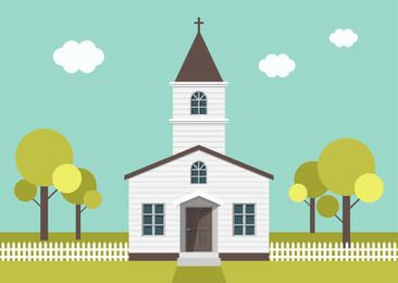 Igreja Funky Minimal Village