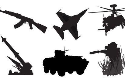 Military Vectors Pack