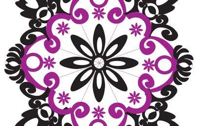Flower type Ornament Shape