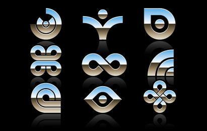 Simbolos abstractos