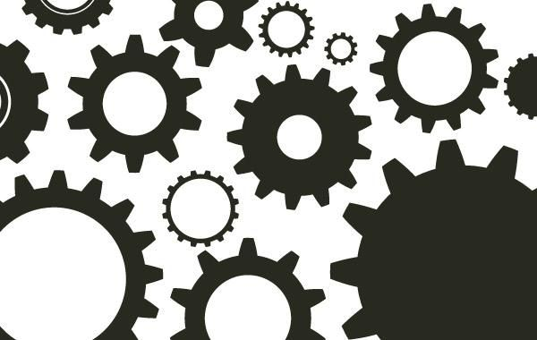 Gears Vector & Graphics to Download