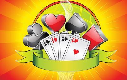 Gambling ilustração