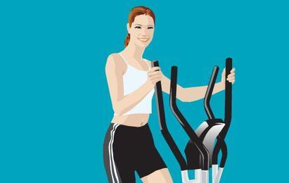 Vetor de fitness 2