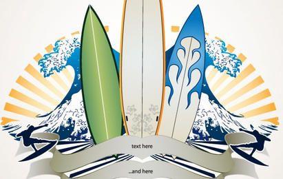 Surf Banner