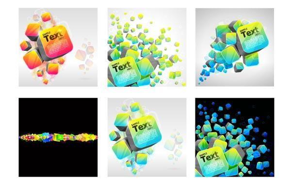 Elementos de diseño 3d