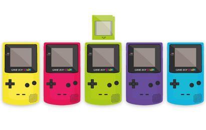 Free vector video games gadgets