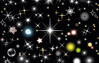 Stars free vector