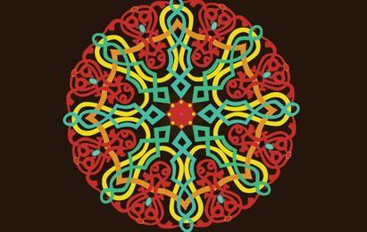 Ornamento do folclore