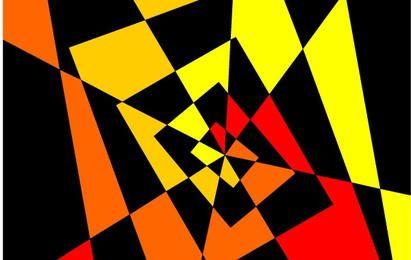Cosy Checkers kostenlose Vektor