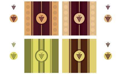 Rótulo de vinho