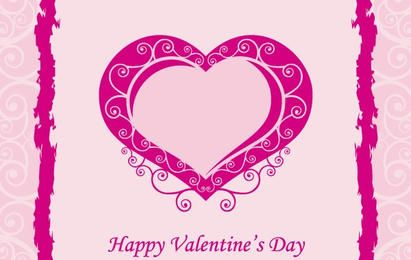 Free Valentine Vector Art Heart
