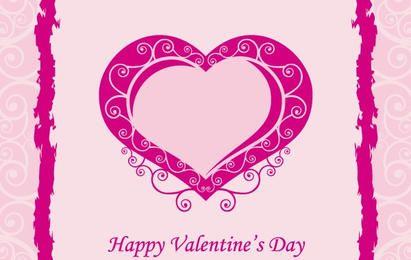 San Valentín gratis Vector Art Heart