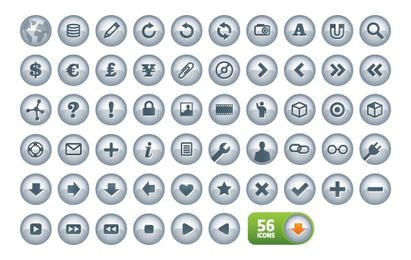 N-Chrome icons V2.0