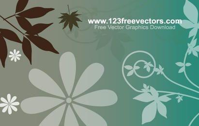 Fondo de naturaleza gratis Vector 3