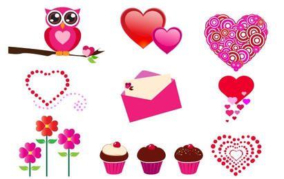 GRATIS Día de San Valentín ICONOS