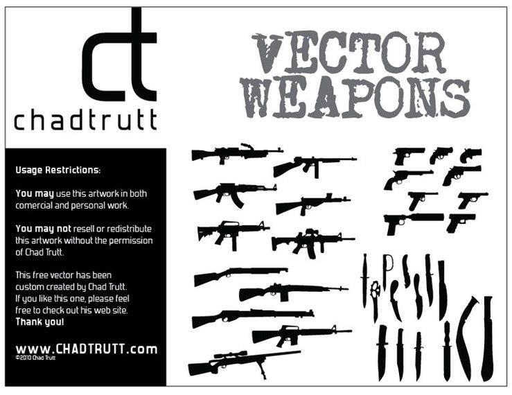 Weapons Vector 1