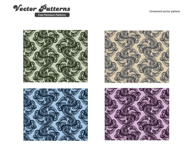 Vector Ornament Pattern