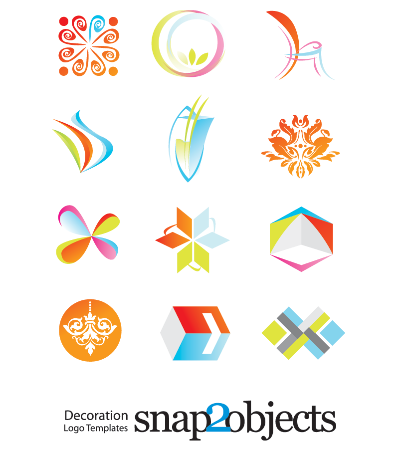 Free Logo Vector Template Download this set Now - Vector download