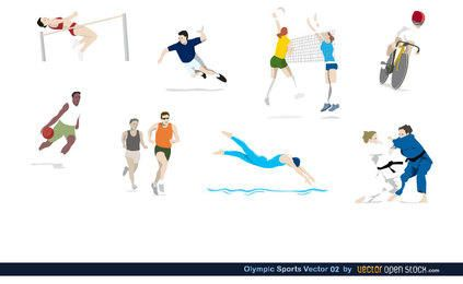 Free  Sports Vector Pack