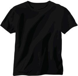 Free Back T-shirt Vector