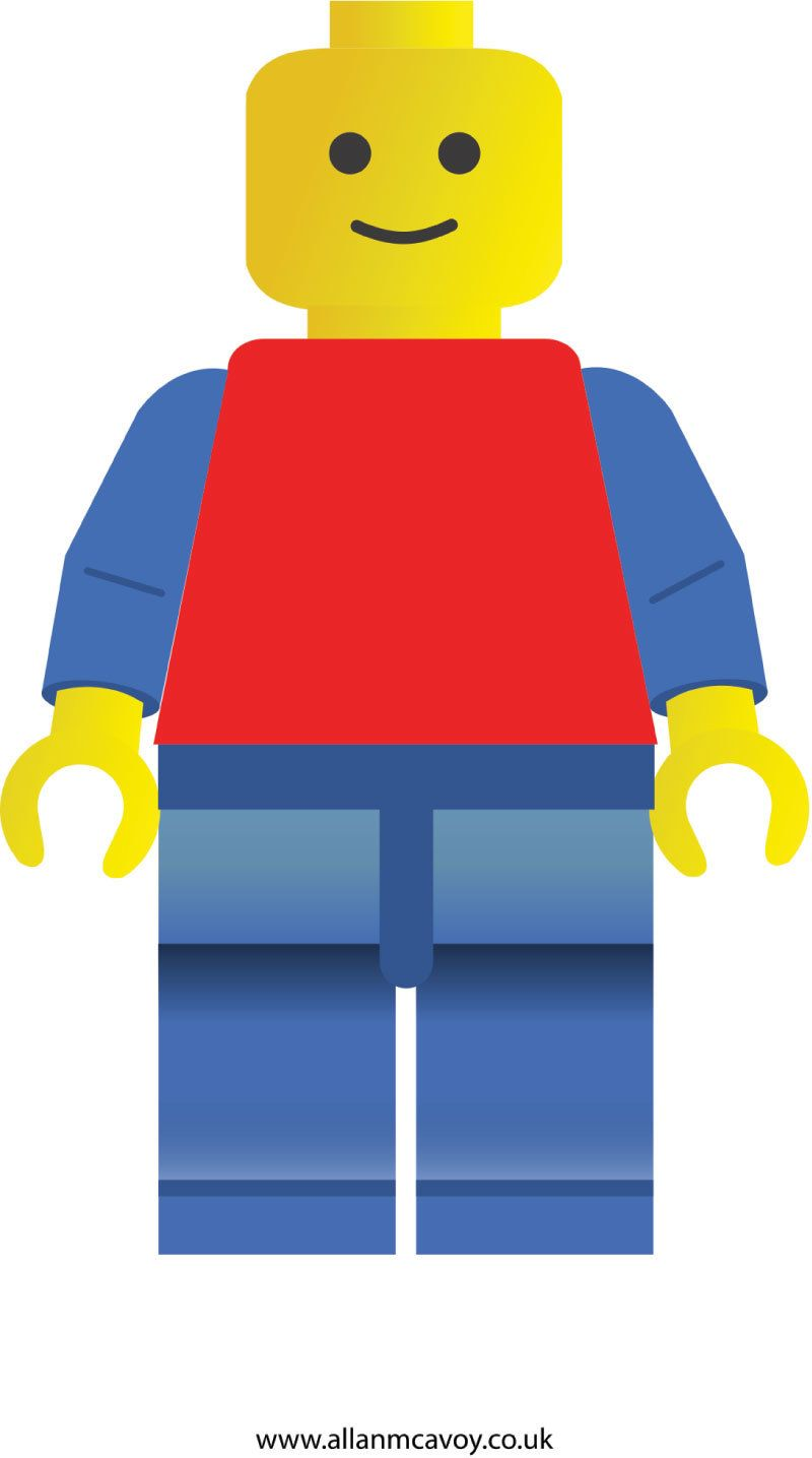 lego man vector -#main