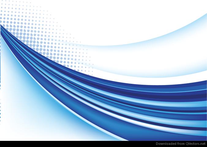 Fundo Azul Abstrato Do Vetor Gr 225 Fico 6 Baixar Vector