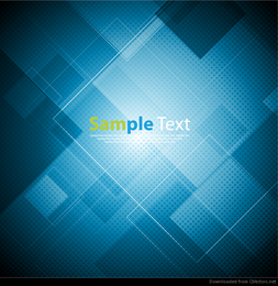 Abstract Hi-Tech Background Vector Illustration