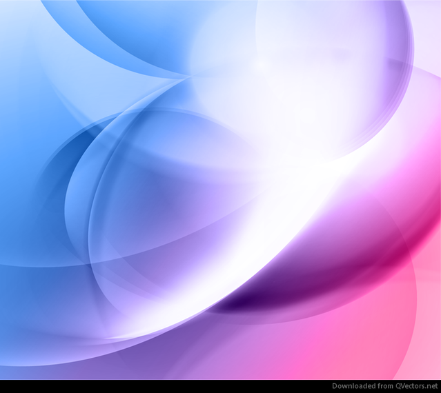 Soft Blue Purple Abstract Background Vector Graphic Vector