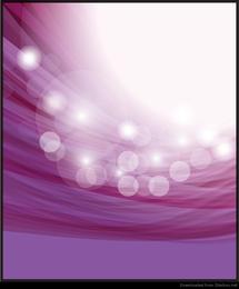 Fondo violeta abstracto