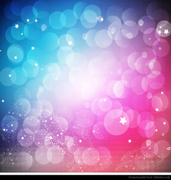 Designed Abstract Background Vector Art