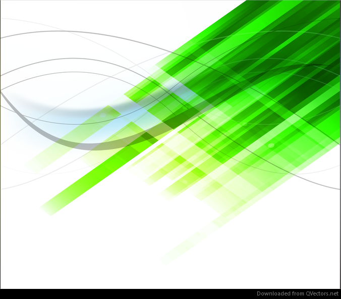 Abstract Green Design Background Vector