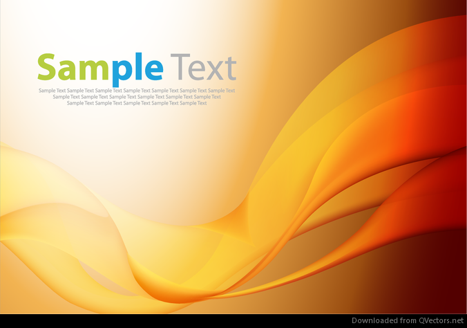 Abstract Smooth Background Vector