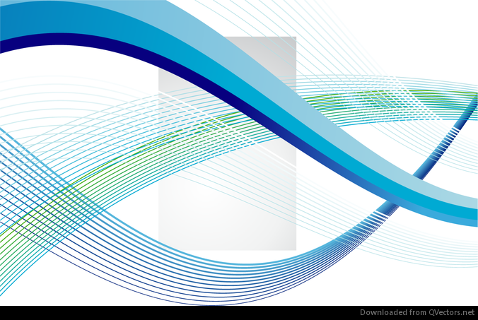 Vector Drawing Lines Download : Abstract wave lines vector art download