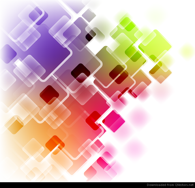 Colorful Abstract Background Designs Png Vector Floral