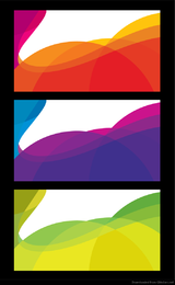 Tarjeta abstracta gratis de fondo vector
