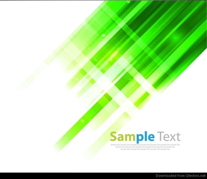 Download Vector Abstract Design Green Background Vector