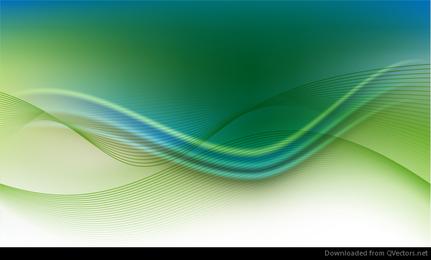 Resumen de onda de fondo ilustraciones