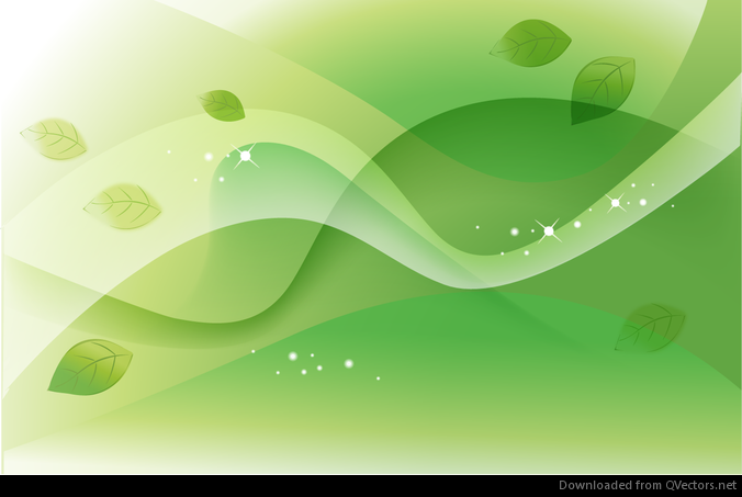 abstract natural green vector -#main