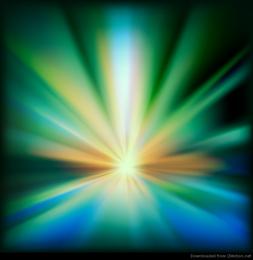 Luzes abstratas de fundo vector