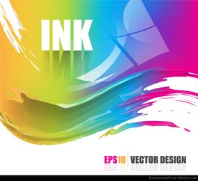 exquisite dekorative abstrakte Muster 05 Vektor