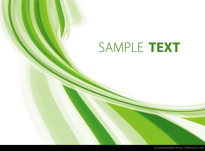 Background graphics designs green
