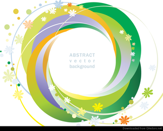 Free Abstract Vector Background 2