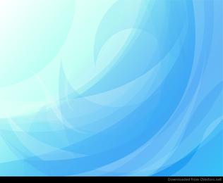 Resumen de vectores de fondo azul gráfico