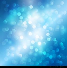 Fundo claro abstrato azul