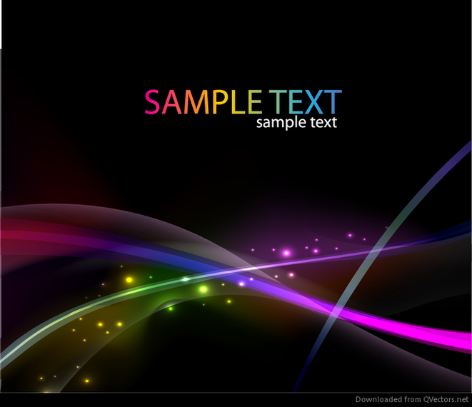 Abstract Background for Design Vector Art