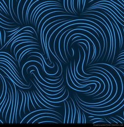 Vektornahtloser abstrakter Muster-Hintergrund