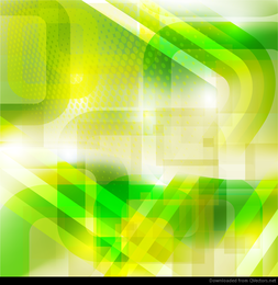 Abstract Green Design Vector Background