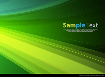 Light Background Green Abstract Vector Graphic