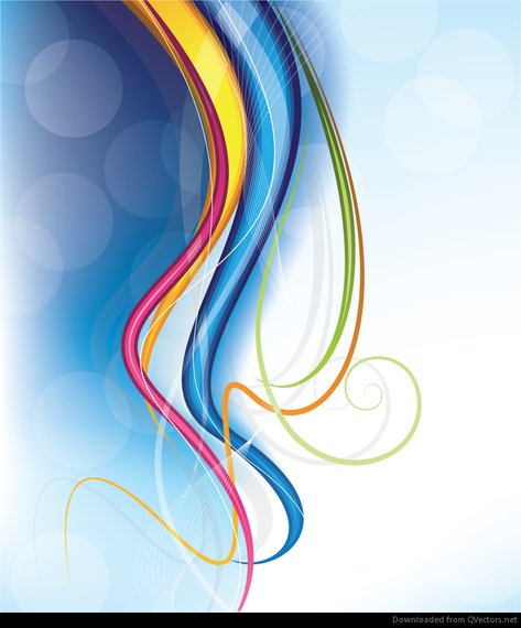 Abstract Modern Background Vector Graphic - Vector download