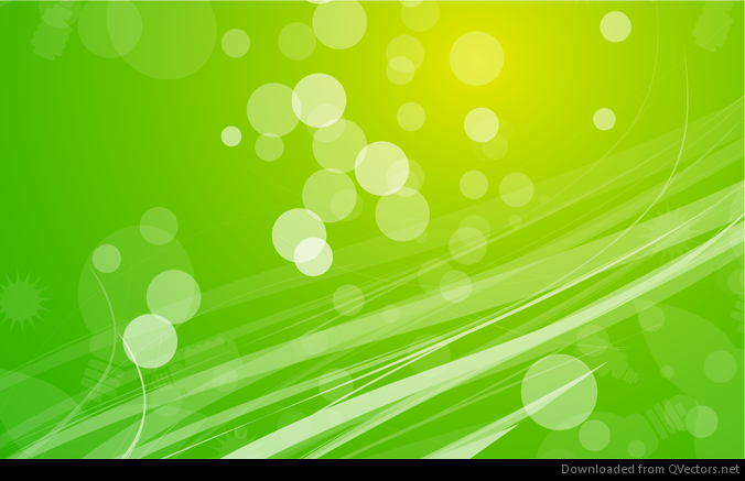 Download Vector Green Abstract Background Vector